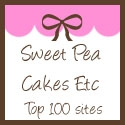 Sweet Pea Cakes Etc Top 100 sites